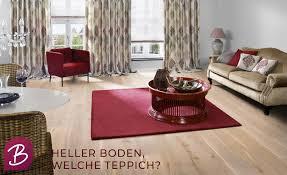 heller boden welcher teppich bricoflor