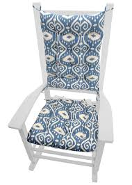 Bali Ikat Blue Rocking Chair Cushions - Latex Foam Fill Colorful Floral Rocking Chair Cushion 9 Best Recliners 20 Top Rated Stylish Recling Chairs Navy Blue Modern Geometric Print Seat Pad With Ties Coastal Coral Aqua Cushions Latex Foam Fill Us 2771 23 Offchair Fxible Memory Sponge Buttock Bottom Seats Back Pain Office Orthopedic Warm Cushionsin Glider Or Set In Vine And Cotton Ball On Mineral Spa Baby Nursery Rocker Dutailier Replacement Fniture Dazzling Design Of Sets For White Nautical Schooner Boats Rockdutailier Replace Amazoncom Doenr Purple Owl