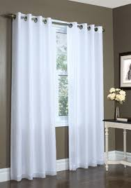 Light Filtering Privacy Curtains insulated sheer curtain lined sheer panels 100 polyester silky