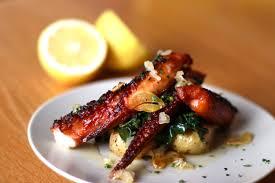 cuisiner poulpe frais recette traditionnelle portugaise