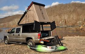 100 Pickup Truck Camping Sleep Over Your With Room To Stand In Back GearJunkie