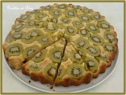 dessert aux kiwis facile gateau au yaourt aux kiwis recettes en