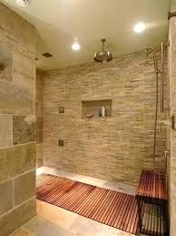 Wood Shower Mat Wooden Floor Mats Cleaning Teak