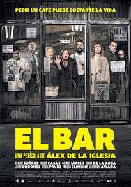 Critica De El Bar Alex La Iglesia 2016 Por Ivan Suarez Martinez