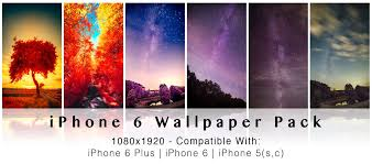 IPhone 6 Plus Wallpaper Pack By MyINQI