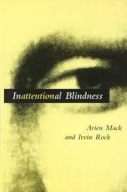 Inattentional Blindness Arien Mack Irvin Rock