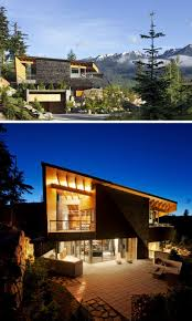 100 Mountain Home Architects 16 Examples Of Modern Houses With A Sloped Roof