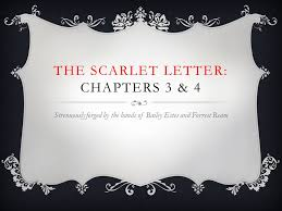 The Scarlet Letter Chapters 3 & 4 ppt video online
