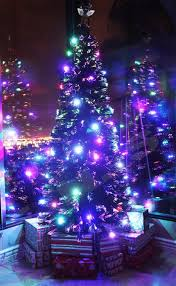 Fiber Optic Christmas Trees by Chino Warehouse