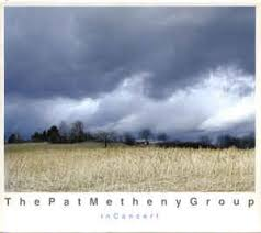pat metheny the in concert cd at discogs