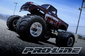 100 Destroyer Monster Truck Sneak Peek At ProLines New Monster Truck Tire LiveRC