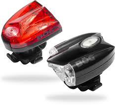 Rechargeable Bike Lights Set BöG Sports Products
