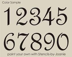 12 Inch Letter Stencils Free Printable Fancy Letters Large Alphabet
