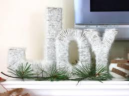 Faux White Christmas Trees