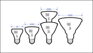 Light Bulb Information and Diagrams