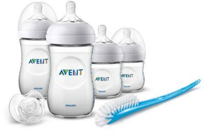 Avent Natural 2.0 Newborn Starter Set