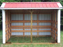 loafing shed kits oklahoma oklahoma city affordable barns loafing sheds