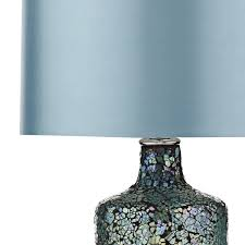 Turkish Mosaic Lamps Amazon by Blue Mosaic Table Lamp Best Inspiration For Table Lamp