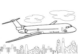 Planes Helicopters Rockets Coloring Pages Free Games
