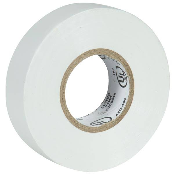 Do It Best 528242 Electrical Tape - White