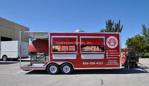 Pizza Food Trucks | Pizza Concession Trailers | Mobile Brick Ovens ...