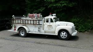 100 Old Fire Truck For Sale BangShiftcom 1953 Chevy 6400