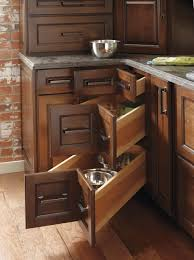 Corner Kitchen Cabinet Images by Corner Kitchen Cabinet Drawers Home Design Ideas