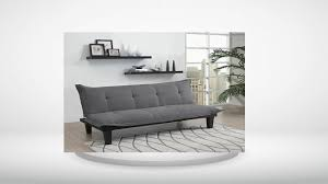Kebo Futon Sofa Bed Assembly by Watch This Before Buying Dhp Lodge Futon Youtube