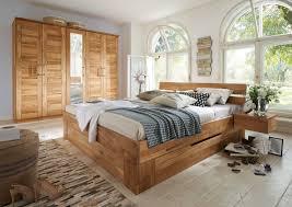 massivholz schlafzimmer bett modern zen xt mit unterbausatz 140 x 83 x 200 cm inkl unterbau