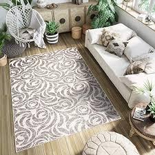 teppiche teppichböden teppich kurzflor modern floral