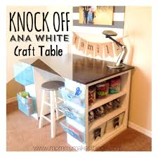 Sewing Cabinet Woodworking Plans by Bathroom Adorable Craft Table Plans Woodworking Large Tables