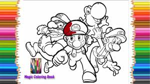 Baby Coloring Book And Drawing For Kids