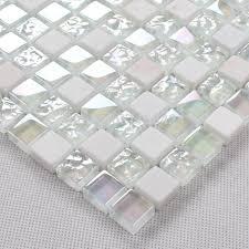 white glass mosaic tile backsplash 2 insightsplash