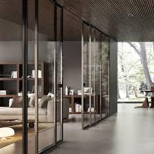 100 Sliding Walls Interior Glass Wall Systems