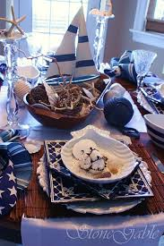 74 best Tablescape Seaside Nautical Theme images on Pinterest