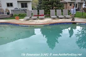 renovations of vinyl liner or gunite pools ask the pool