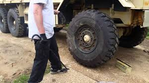 5 Ton Military Truck Tire/wheel Install On Front Hub - YouTube Whosale New Tires Tyre Manufacturer Good Price Buy 825r16 M1070 M1000 Hets Military Equipment Closeup Trucks In The Field Russian Traing Need 54inch Grade Truck Call Laker Tire For Vehicles Humvees Deuce And A Halfs China 1400r20 1600r20 Off Road Otr Mine Cariboo 6x6 Wheels Welcome To Stazworks Extreme Offroad Page Armored On Big Wehicle Stock Photo Image Of Military Truck Tire Online Best 66 And Thrghout 20