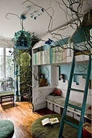 Magic Forest Inspired Children Bedroom