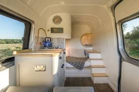 Modern Interior Ideas For RV Camper 82
