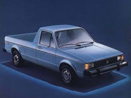 Volkswagen Rabbit Pickup Truck (Caddy) [Restoration Potential ...