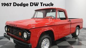 100 67 Dodge Truck 19 DW Ottomobile YouTube
