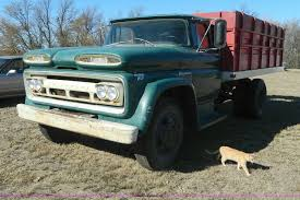 1960 Chevrolet Viking 60 Grain Truck | Item AZ9030 | SOLD! D...