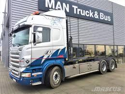 100 Used Tow Trucks Scania Top Scania R500 V8 Krok