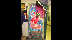 Christmas Door Decorating Contest Ideas by Simple Christmas Door Decorating Contest Ideas Youtube