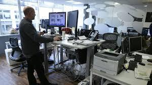 Standing Desk Conversion Kit by Standing Desks May Have Zero Health Benefits Marketwatch