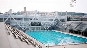 Barcelona Bernat Picornell Swimming Pool