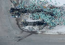 Calgary Trucking Company Involved In Humboldt Bus Crash Suspended ... Victim Identified In Tuesdays Fatal Opelika Trucking Accident Truckers Plan To Protest Safety Mandate Cst Transportation Services Lines Inc Is A Trucking Company Green Bay Wi Company Helping Hurricane Ravaged Region Customer Page Waddellwojcik Beranda Facebook Hogan Home