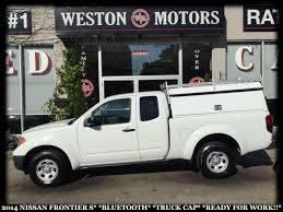 Used 2014 Nissan Frontier S*BLUETOOTH*TRUCK CAP*READY FOR WORK ...