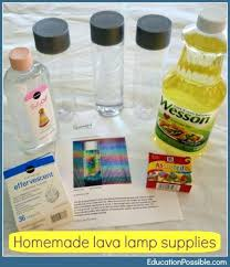 Science Project Lava Lamp Make A With Your Preschooler And Will