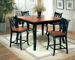 Pub Style Dining Room Sets Bar Table And Chairs Kitchen With 4